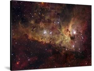 Eta Carinae by Stocktrek Images