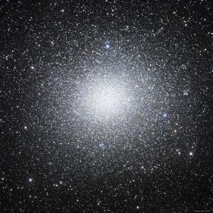 Globular Cluster Omega Centauri by Stocktrek Images