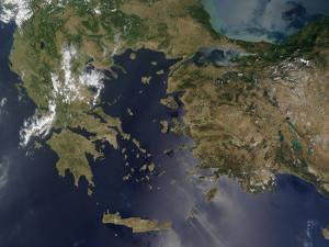 Greece and Turkey by Stocktrek Images