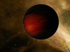 Hot Jupiter Called HD 149026B by Stocktrek Images