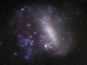 Large Magellanic Cloud by Stocktrek Images