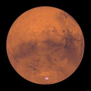 Mars by Stocktrek Images
