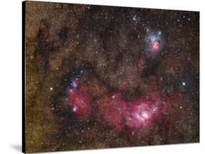 Nebulosity in Sagittarius by Stocktrek Images