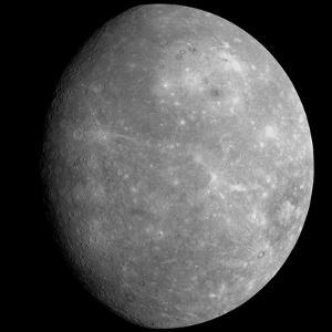Planet Mercury by Stocktrek Images