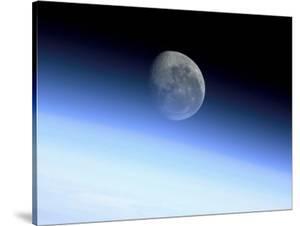 Planet's Limb by Stocktrek Images