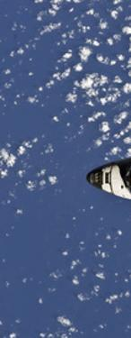 Space Shuttle Discovery by Stocktrek Images