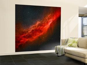 The California Nebula by Stocktrek Images
