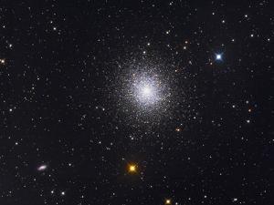 The Great Globular Cluster in Hercules by Stocktrek Images