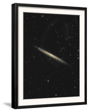 The Splinter Galaxy by Stocktrek Images