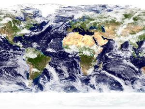 This Spectacular Image is the Most Detailed True-Color Image of the Entire Earth to Date by Stocktrek Images