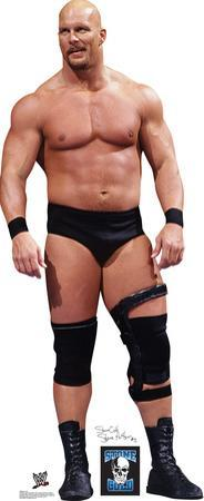 Stone Cold - WWE Lifesize Standup