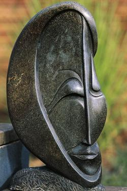 Stone Sculpture by Shona People, Harare Chapungu Krall, Zimbabwe