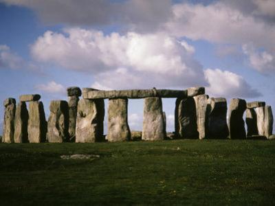 Stonehenge, Late 3rd millennium BC, Salisbury Plain, England
