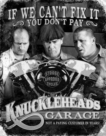 Stooges - Knuckleheads