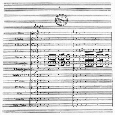 Saint-Saens Symphony no 2