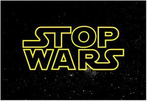 STOP WARS - Gold