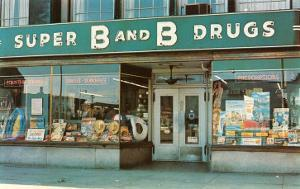 Store Front Drug Store