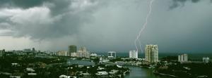 Storm, Ft. Lauderdale, Florida, USA