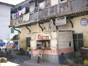 Old Town, Mombasa, Kenya, East Africa, Africa by Storm Stanley
