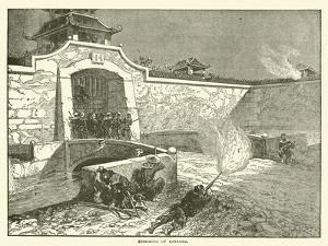 Storming of Kintang