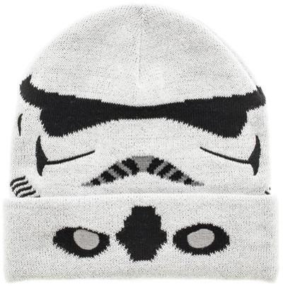 Stormtrooper Cuff Beanie