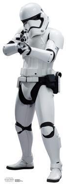 Stormtrooper - Star Wars VII: The Force Awakens Lifesize Cardboard Cutout
