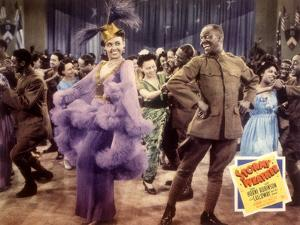 Stormy Weather, Lena Horne, Dooley Wilson, 1943