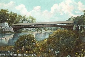 Stoudts Ferry Bridge, Reading