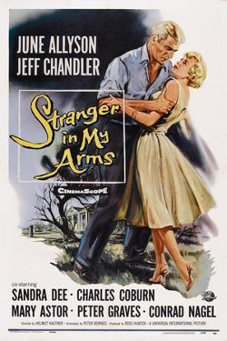 Stranger in My Arms, Jeff Chandler, June Allyson, 1959