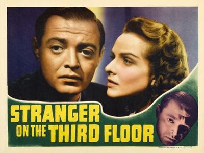 Stranger on the Third Floor, 1940