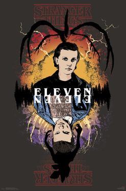 STRANGER THINGS 2 - ELEVEN FLIP