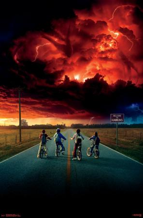 Stranger Things 2 - Key Art