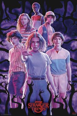 Stranger Things 3 - Group