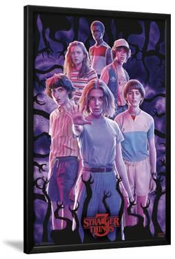 STRANGER THINGS 3 - GROUP