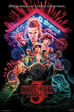 Stranger Things 3 - One Summer