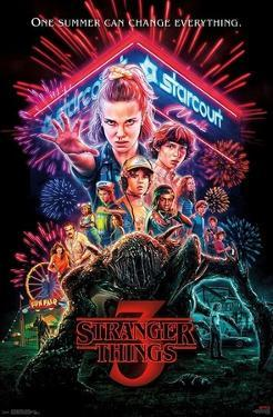 Stranger Things 3 - One Summer