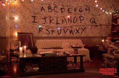 Stranger Things - Alphabet