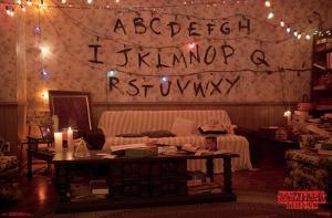 Stranger Things - Alphabet