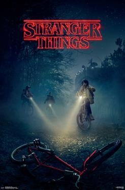 Stranger Things - Bikes