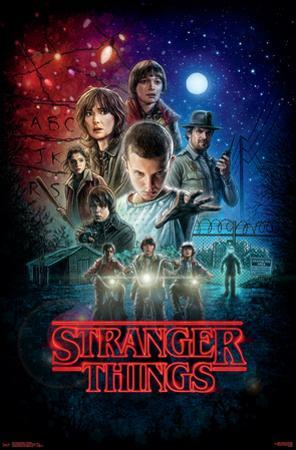 Stranger Things - One Sheet