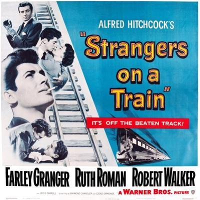 Strangers on a Train, 1951