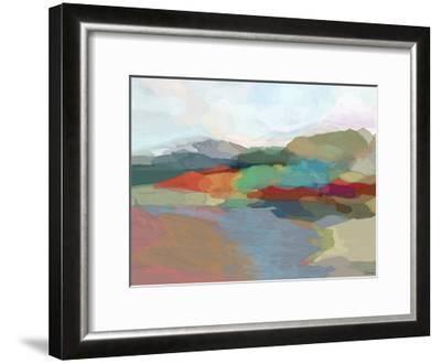 Strata II-Michael Tienhaara-Framed Giclee Print