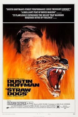 Straw Dogs, Dustin Hoffman, 1971