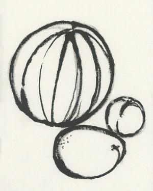 Linear Fruit - Melon by Strawberry Field