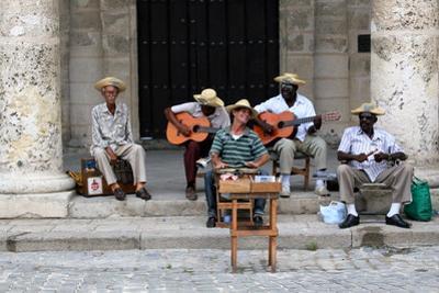 Street Band, Havana, Cuba