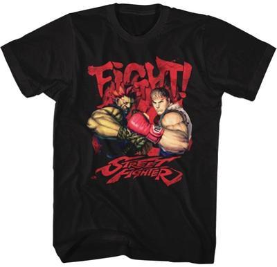Street Fighter- Fight!