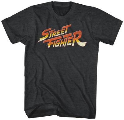 Street Fighter- Logo