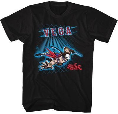 Street Fighter- Vega Fence