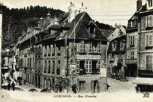 Street in Aubusson