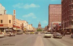 Street Scene, Austin, Texas